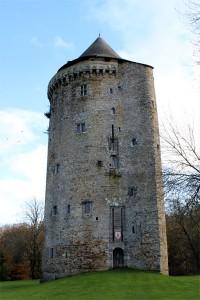 Tour Duguesclin à Grand-Fougeray - Historique Renaud Viandes