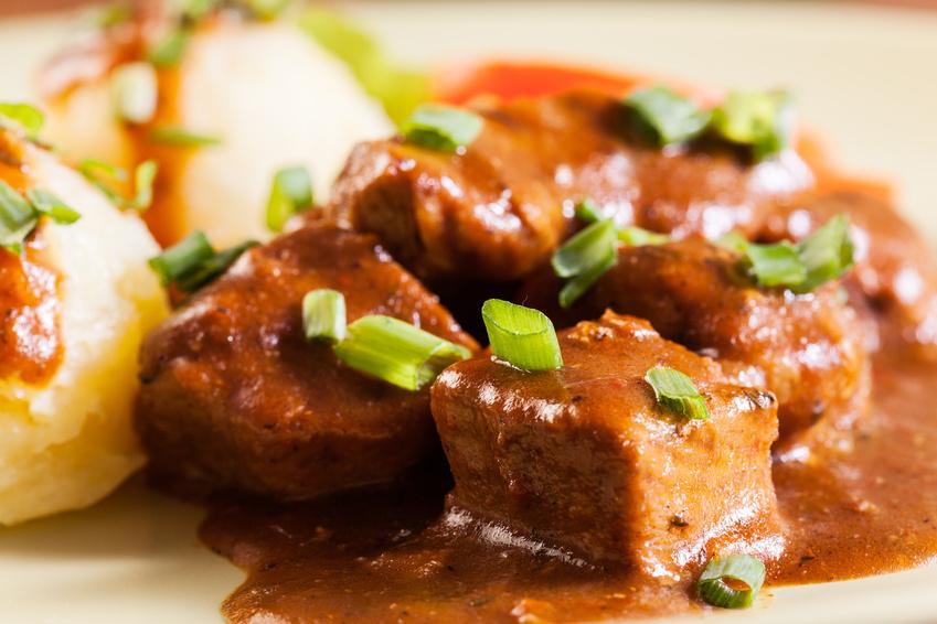Recette noix de joue de porc bi re et miel - Cuisiner des joues de porc ...