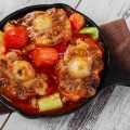 Queue de bœuf a la tomate